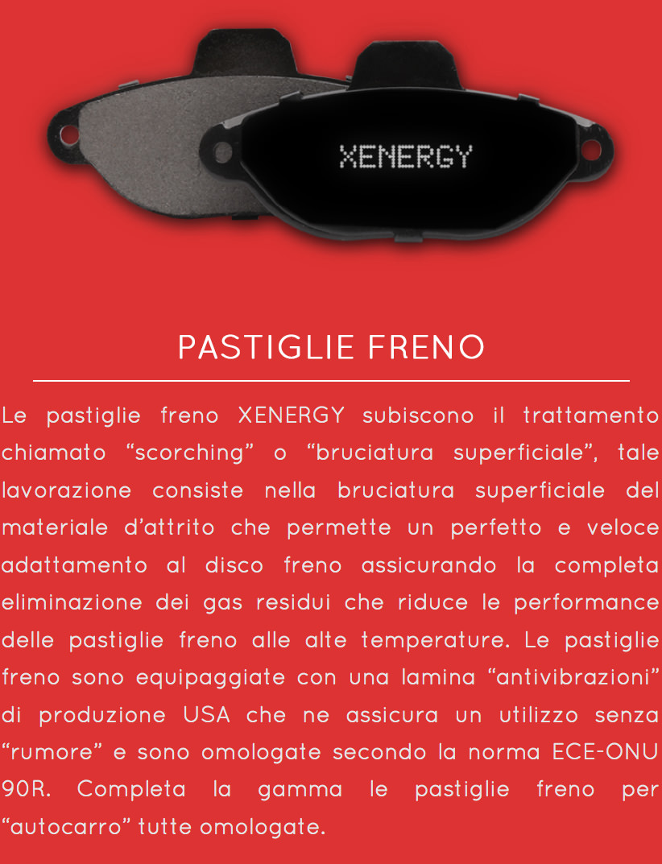 Pastiglie Freno