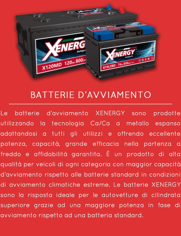 Batterie d'Avviamento