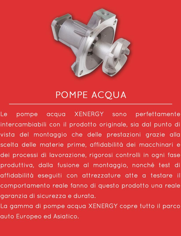 Pompe Acqua
